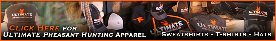 Buy Pheasant Hunting Gear