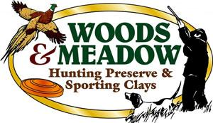 Woods & Meadows Hunting Preserve & Sporting Clays Logo