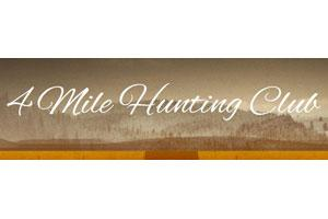 4 Mile Hunting Club Logo