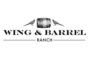 Wing and Barrel Ranch Logo
