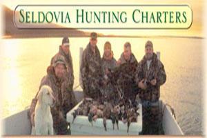 Seldovia Hunting Charters
