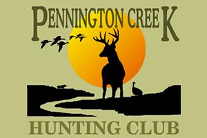 Pennington Creek Hunting Club Logo