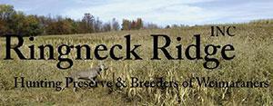 Ringneck Ridge Inc.