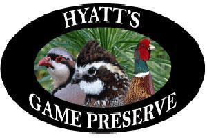 Hyatts Game Preserve Logo