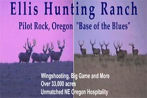 Ellis Hunting Ranch Logo