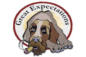 Great Expectations Hunting Preserve Logo