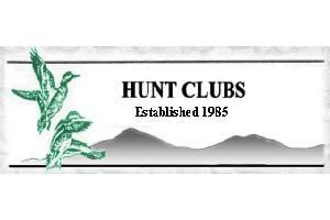 Hunt Clubs Logo