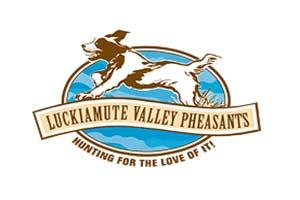 Luckiamute Valley Pheasants Logo