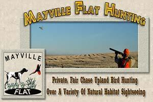 Mayville Flat Hunting Preserve