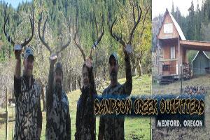 Sampson Creek Outfitters Logo