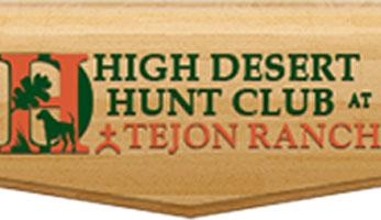 High Desert Hunt Club Logo