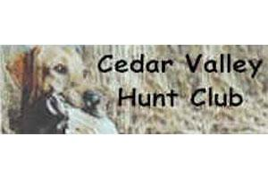 Cedar Valley Hunt Club Logo