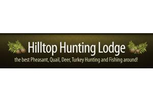 Hilltop Hunting Lodge Logo