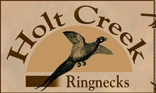 Holt Creek Ringnecks Logo