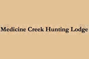 Medicine Creek Hunting