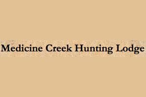 Medicine Creek Hunting Logo