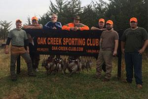 Oak Creek Sporting Club Logo