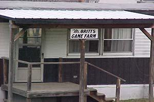 Mr. Britt's Game Farm