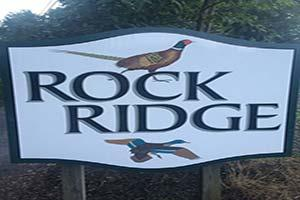 Rock Ridge Hunting Preserve