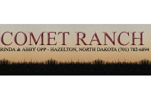 Comet Ranch Logo
