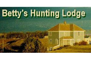 Betty's Hunting Lodge Logo