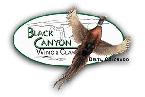 Black Canyon Wing & Clay Logo