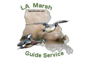 Louisiana Marsh Guide Service Logo