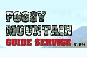 Foggy Mountain Guide Service Logo