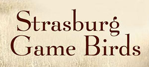 Strasburg Game Birds Logo