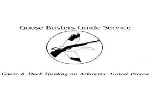 Goose Busters Guide Service Logo