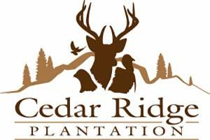 Cedar Ridge Plantation Logo