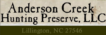 Anderson Creek Hunting Preserve