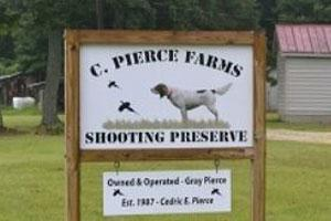 C. Pierce Farms Shooting Preserve