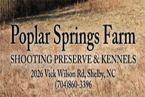 Poplar Springs Farm Logo