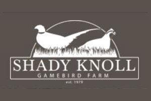 Shady Knoll Game Bird Farm Logo