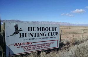 Humboldt Hunting Club Logo