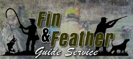 Fin & Feather Guide Service Logo