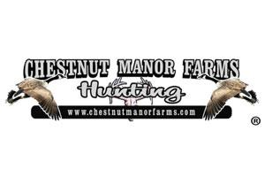 Chestnut Manor Farms Hunting Logo