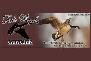 Fair Winds Gun Club Logo
