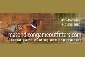 Mason-Dixon Game Outfitters