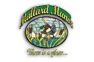 Mallard Manor Logo