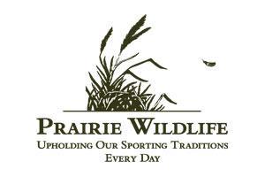 Prairie Wildlife Logo