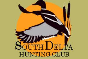 South Delta Hunting Club Logo