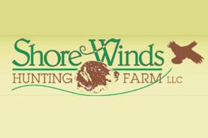 Shore Winds Hunting Farm Logo
