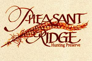 Pheasant Ridge Hunting Preserve