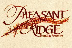 Pheasant Ridge Hunting Preserve Logo