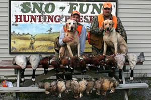 SnoFun Hunting Preserve