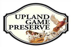 Upland Game Preserve Logo