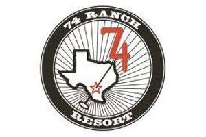 74 Ranch Resort Logo