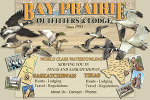Bay Prairie Outfitters & Lodge Logo